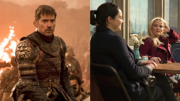 HBO Execs Hype Up Final <i>Game of Thrones</i> Season, <i>Big Little Lies</i> Season Two