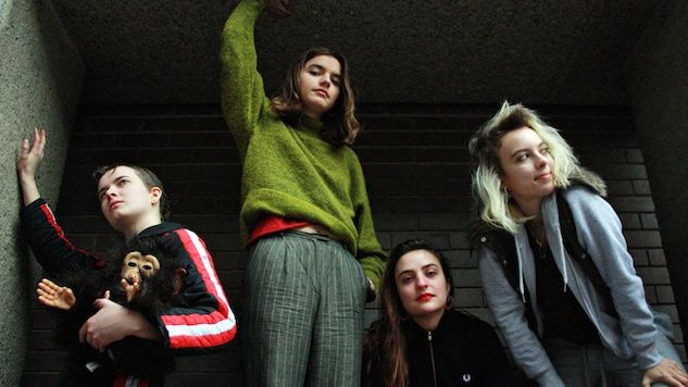 """Goat Girl Announce Self-Titled Debut Album, Share New Track """"The Man"""""""
