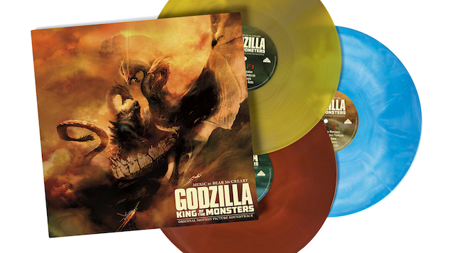 Giveaway: Win the <i>Godzilla: King of the Monsters</i> Triple LP Vinyl!