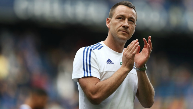 John Terry Is Leaving Chelsea At The End Of This Season
