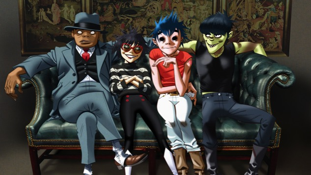 Gorillaz Unveil New Augmented Reality App, Digital <i>Humanz</i> Listening Party