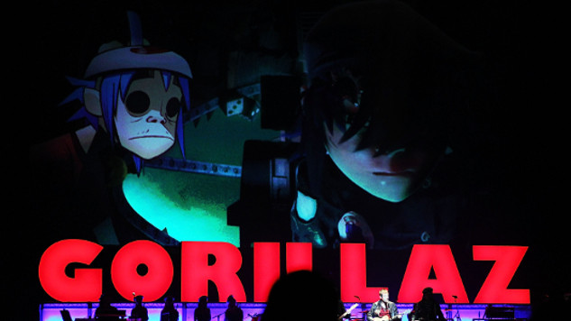 Gorillaz Tease June Release of New Album <i>The Now Now</i>