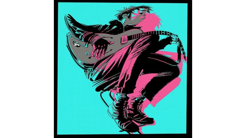 Gorillaz: <i>The Now Now</i> Review