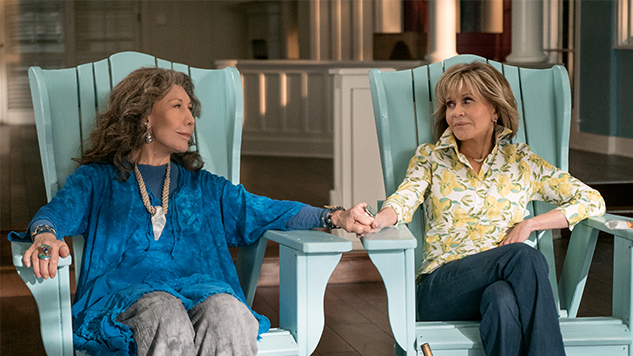 <i>Grace and Frankie</i> Promises Pigs, RuPaul and a Yurt in Season Five Trailer