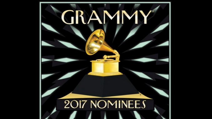 2017 Grammy Nominations Announced