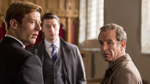 "<i>Grantchester</i>'s Daisy Coulam on the Series' Forbidden Love: ""Oh My God, Sexual Tension"""