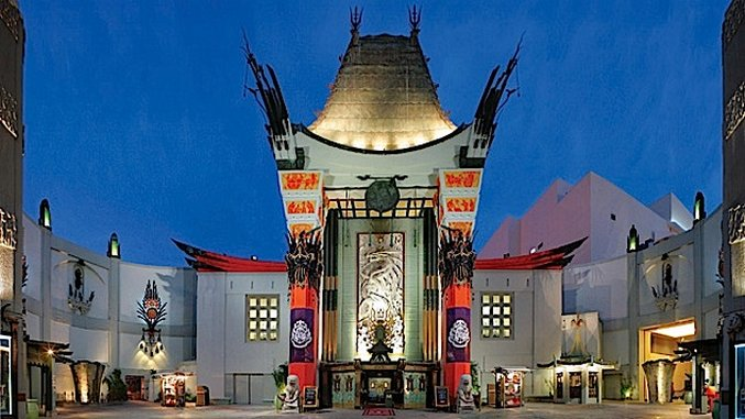 American Movie Palaces: 50 Living Relics of U.S. Film History