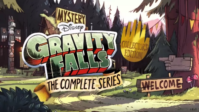 Giveaway: Win a Copy of <i>Gravity Falls: The Complete Series Collector's Edition</i>!