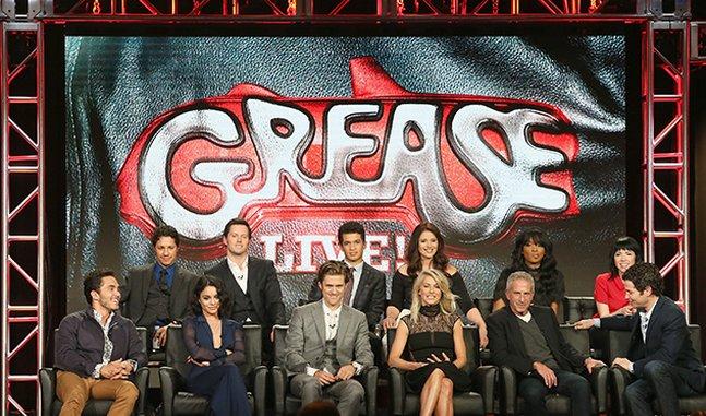Funniest <i>Grease Live</i> Tweets