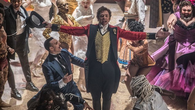 <i>The Greatest Showman</i>