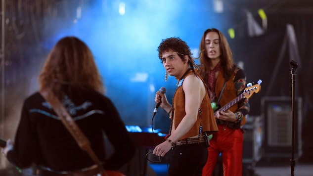 "Greta Van Fleet Announced as First Rock Band for Apple Music's ""Up Next"" Series"