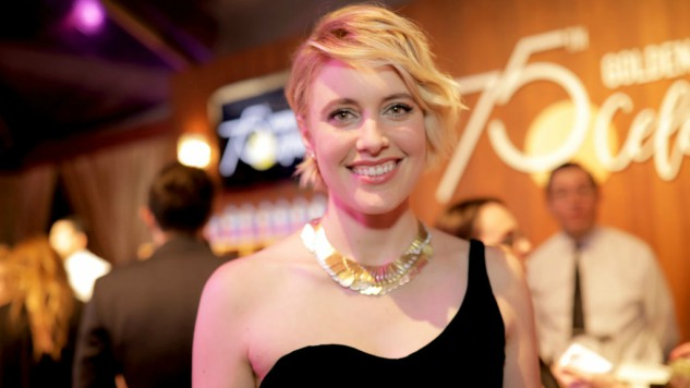 Greta Gerwig Speaks Out Against Woody Allen