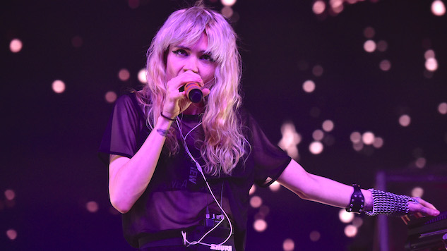 "Grimes Featured on New K-Pop Track ""love4eva"""