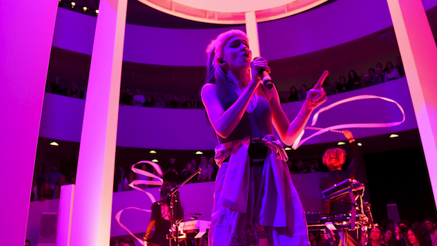 Grimes' <i>Visions</i> Reimagined in Classical Concert Series