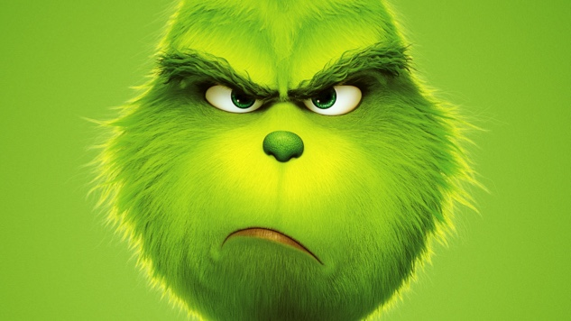 universal pictures the grinch gets new trailer poster movies