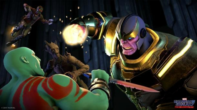 Release Date for First Episode of Telltale&#8217;s <i>Guardians of the Galaxy</i> Announced