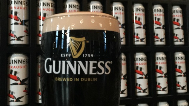 Talking St.Patrick's Day With A Guinness Beer Specialist
