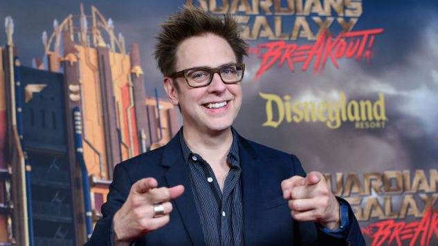 170,000 People Have Signed a Petition to Re-Hire James Gunn on <i>Guardians of the Galaxy Vol. 3</i>
