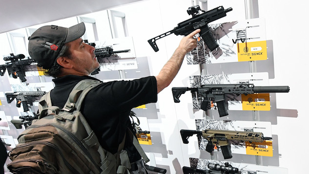 Berkshire Bank Has Cut Ties With an Assault Weapons Manufacturer