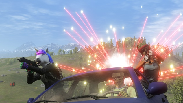 H1Z1 Goes Free to Play Today, Here's When