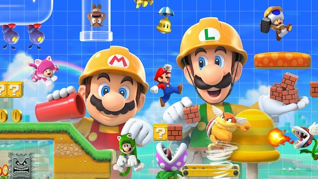 <i>Super Mario Maker 2</i> Detailed During Nintendo Direct