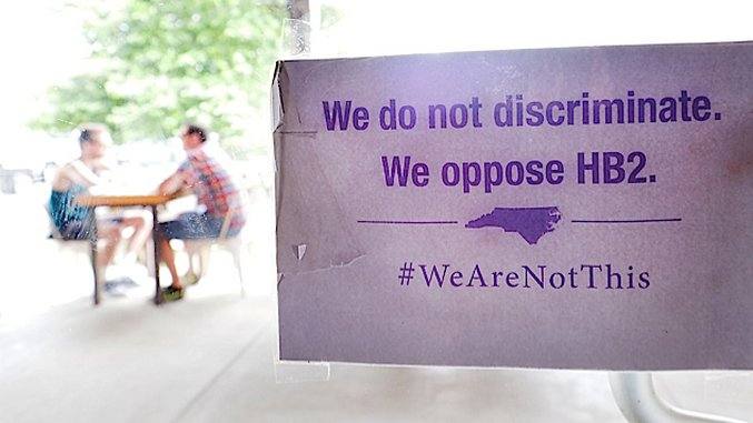 If the NCAA Has Any Integrity, It Will Continue to Blacklist North Carolina After the Fake HB2 Repeal