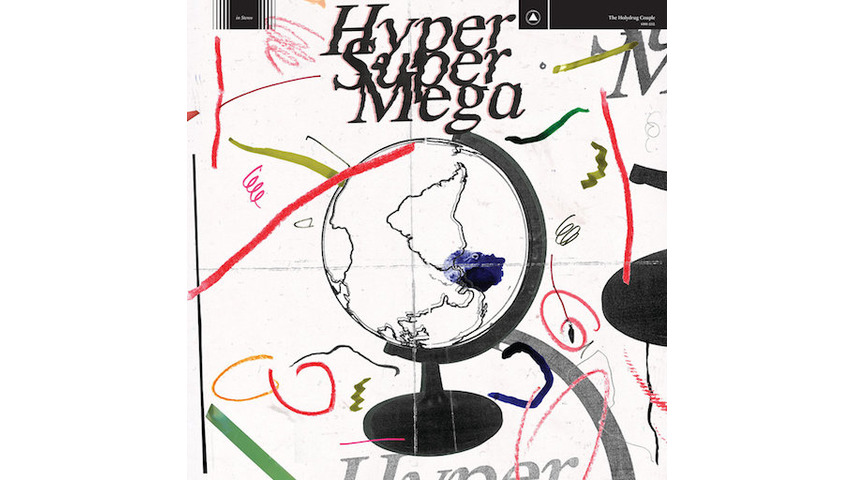 The Holydrug Couple: <i>Hyper Super Mega</i> Review