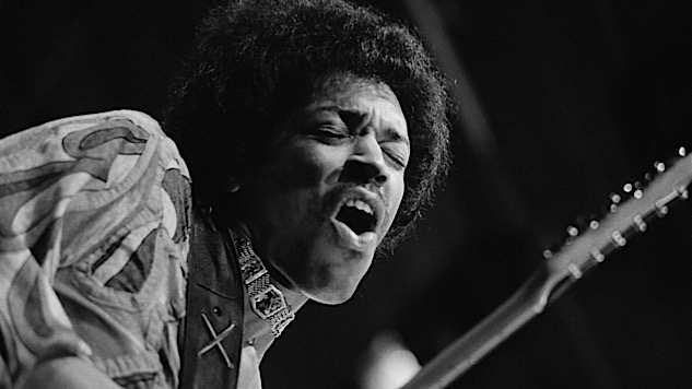 "Happy Birthday ""Little Wing"": Comparing Live Recordings by Hendrix, Clapton and Vaughan"