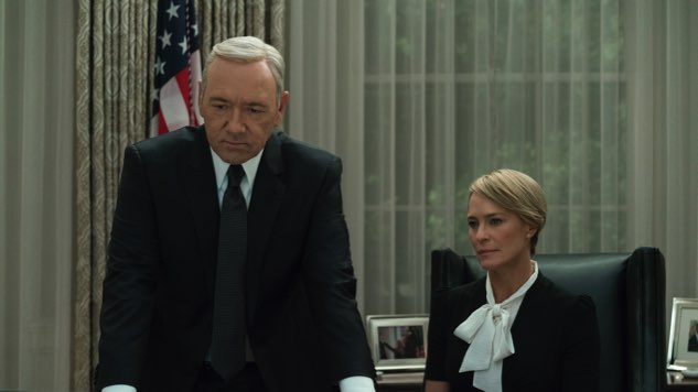 <i>House of Cards</i> Season Six Production Suspended Indefinitely