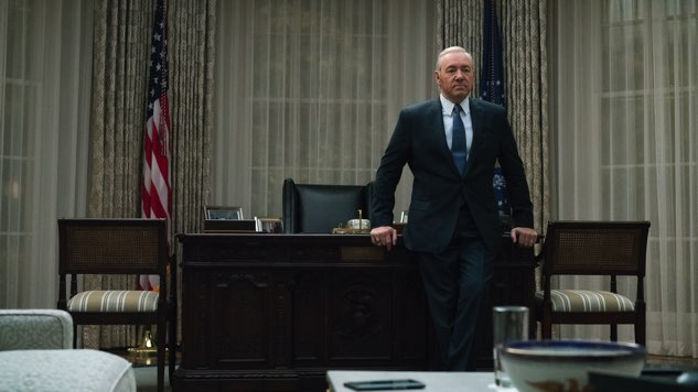 Netflix Ends <i>House of Cards</i> in Light of Kevin Spacey Sexual Misconduct Allegations
