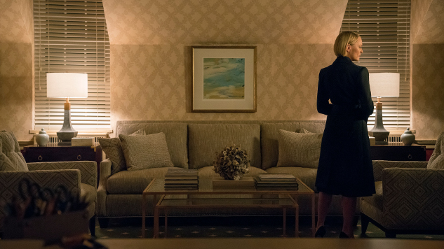 President Claire Underwood&#8217;s Reign Is on Shaky Ground in New <i>House of Cards</i> Teaser