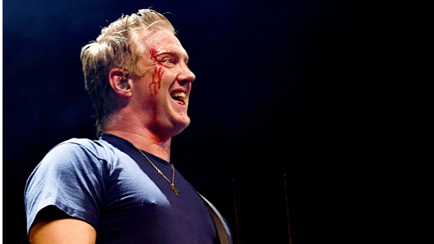 Josh Homme Apologizes After Kicking Photographer in the Face at Christmas Show