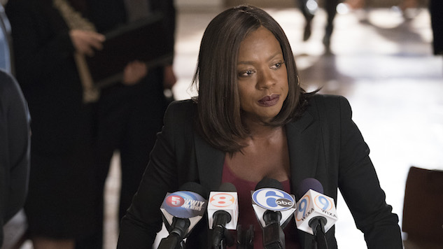 How ABC's <i>How to Get Away with Murder</i> Gets Away with Murder