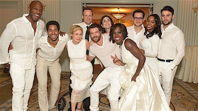 The Ultimate <i>How to Get Away With Murder</i> Character Playlist