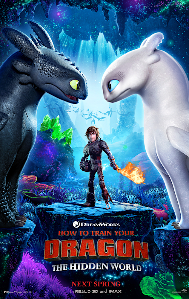 how to train your dragon 5 release date