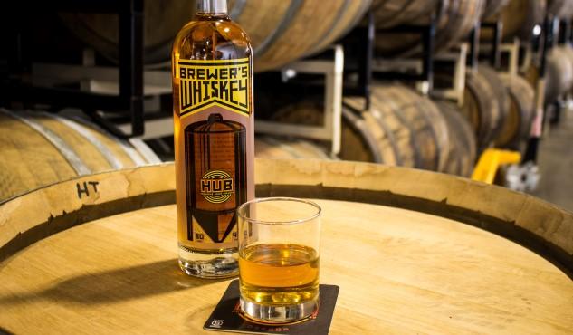 HUB brewers whiskey.JPG