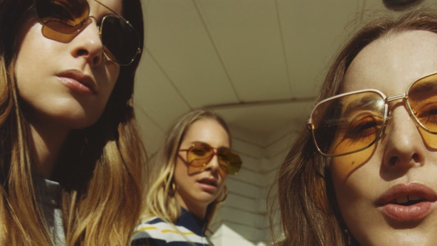 "Listen to the Official Audio for Haim's ""Right Now"""