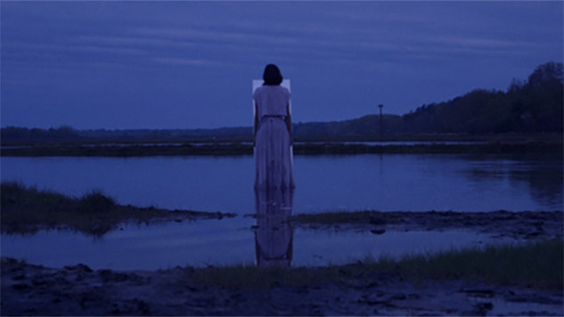 """Half Waif Share Lavender-Tinted Video for """"Ocean Scope"""": Watch"""