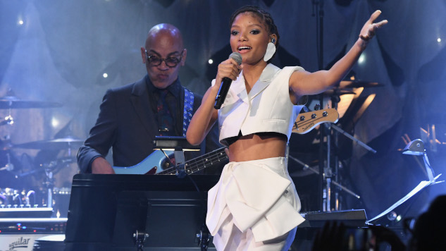 Halle Bailey Cast as Ariel in Disney's Live-Action Remake of <i>The Little Mermaid</i>