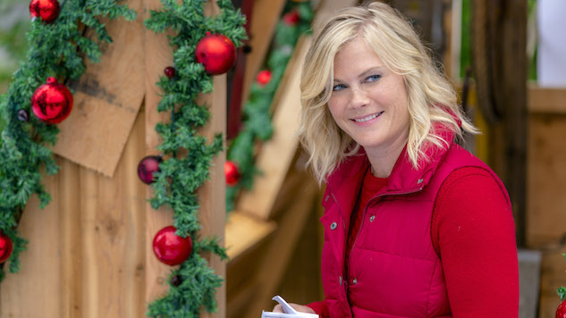 hallmark channel makes content for women but does it allow them to create enough of this christmas - Hallmark Christmas Commercial