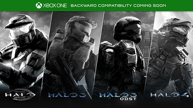 <i>Halo 5</i> Is Getting a 4K Upgrade, Four Titles in Backwards Compatibility to Kick Off Summer Festivities
