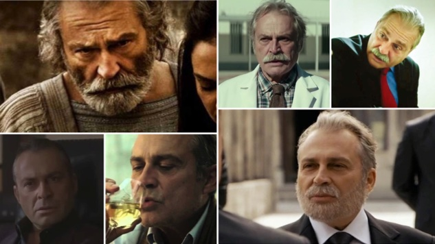 A Turk in Hollywood: Haluk Bilginer's English-Speaking Movie Roles across Four Decades