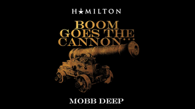 "Mobb Deep Perform ""Boom Goes The Cannon"" for Lin-Manuel Miranda's Latest <i>Hamildrop</i>"