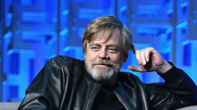 New Photo of Mark Hamill as Luke Skywalker Comes From ... Hungary?