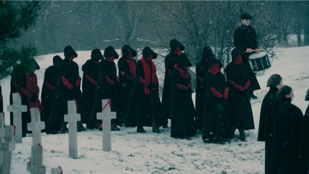 <i>The Handmaid's Tale</i> Showrunner Says He's Mapped Out 10 (!) Seasons