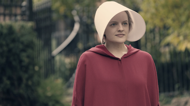 <i>The Handmaid's Tale</i> Premiere Traces the Border Between Bending and Breaking
