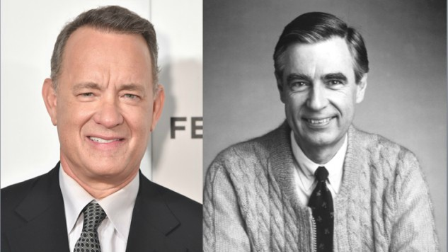 Tom Hanks to Play Mr. Rogers in Biopic <i>You Are My Friend</i>