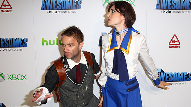 Chloe Dykstra Appears to Accuse Ex-Boyfriend Chris Hardwick of Long-Term Emotional and Sexual Abuse