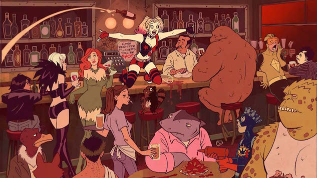 "Warner Bros. Orders Harley Quinn ""Adult"" Animated Series"