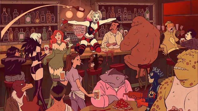 """Warner Bros. Orders Harley Quinn """"Adult"""" Animated Series"""